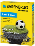 Bar Power RPR - sterk speel & sport gazon 3kg