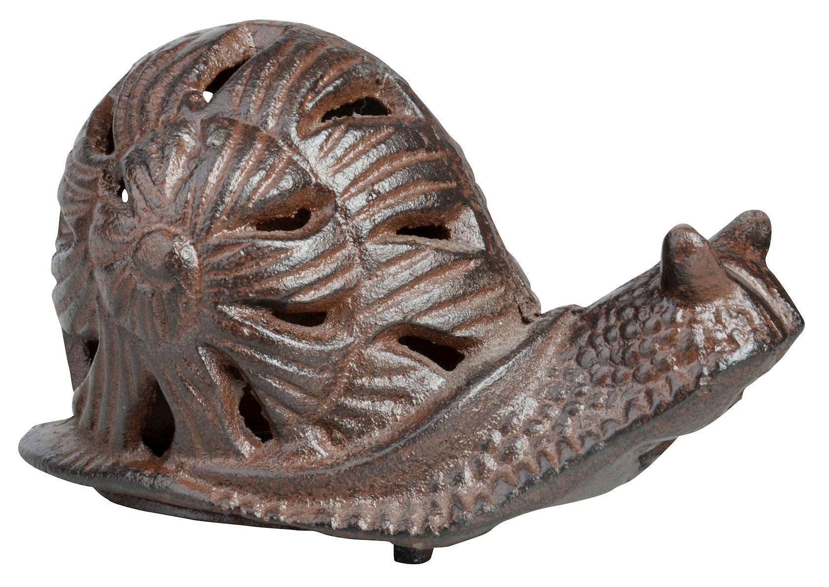 Gietijzeren lantaarn slak