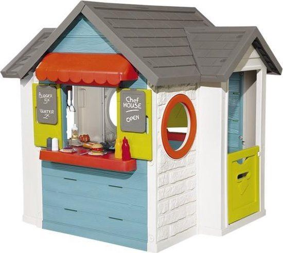 Smoby-speelhuis-Chef-House