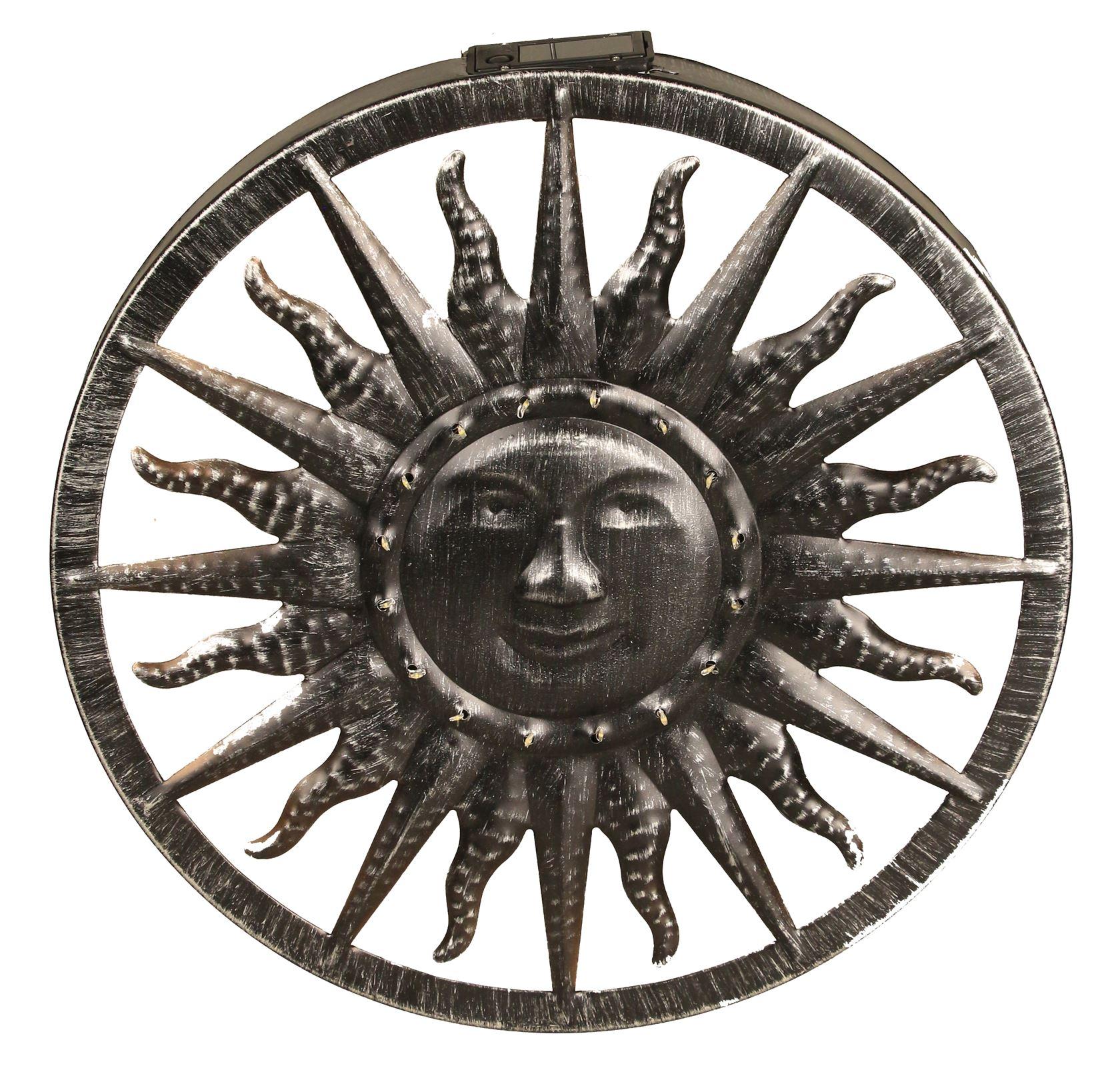 Solar wand ornament Sun