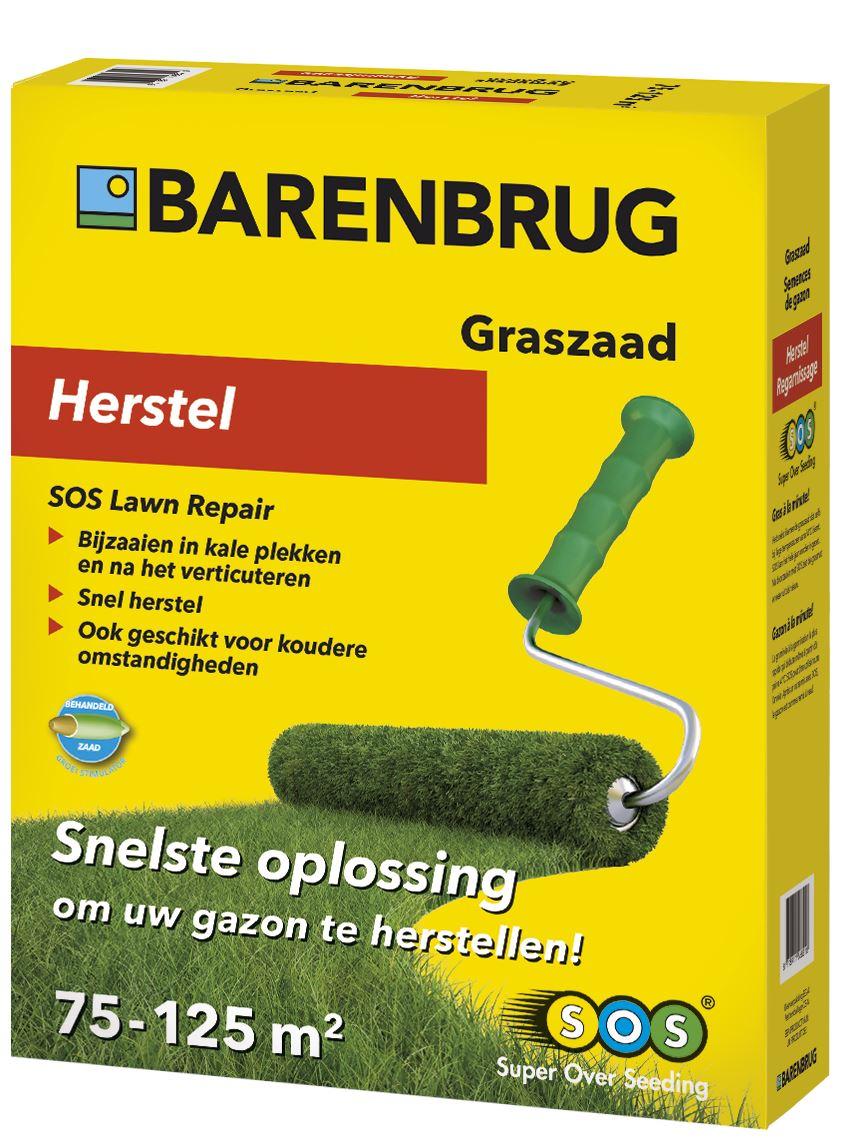 Herstelgazon graszaad - 2,5kg - gecoat