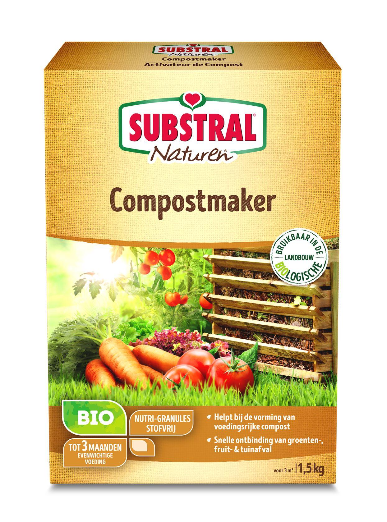 Substral naturen compostmaker 1,5kg