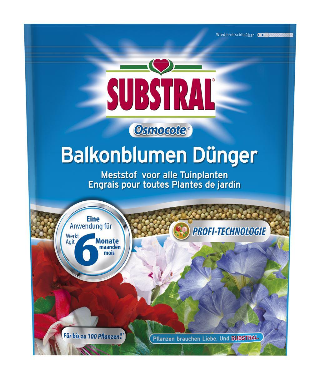 Substral osmocote® meststof voor tuinplanten 1,5kg