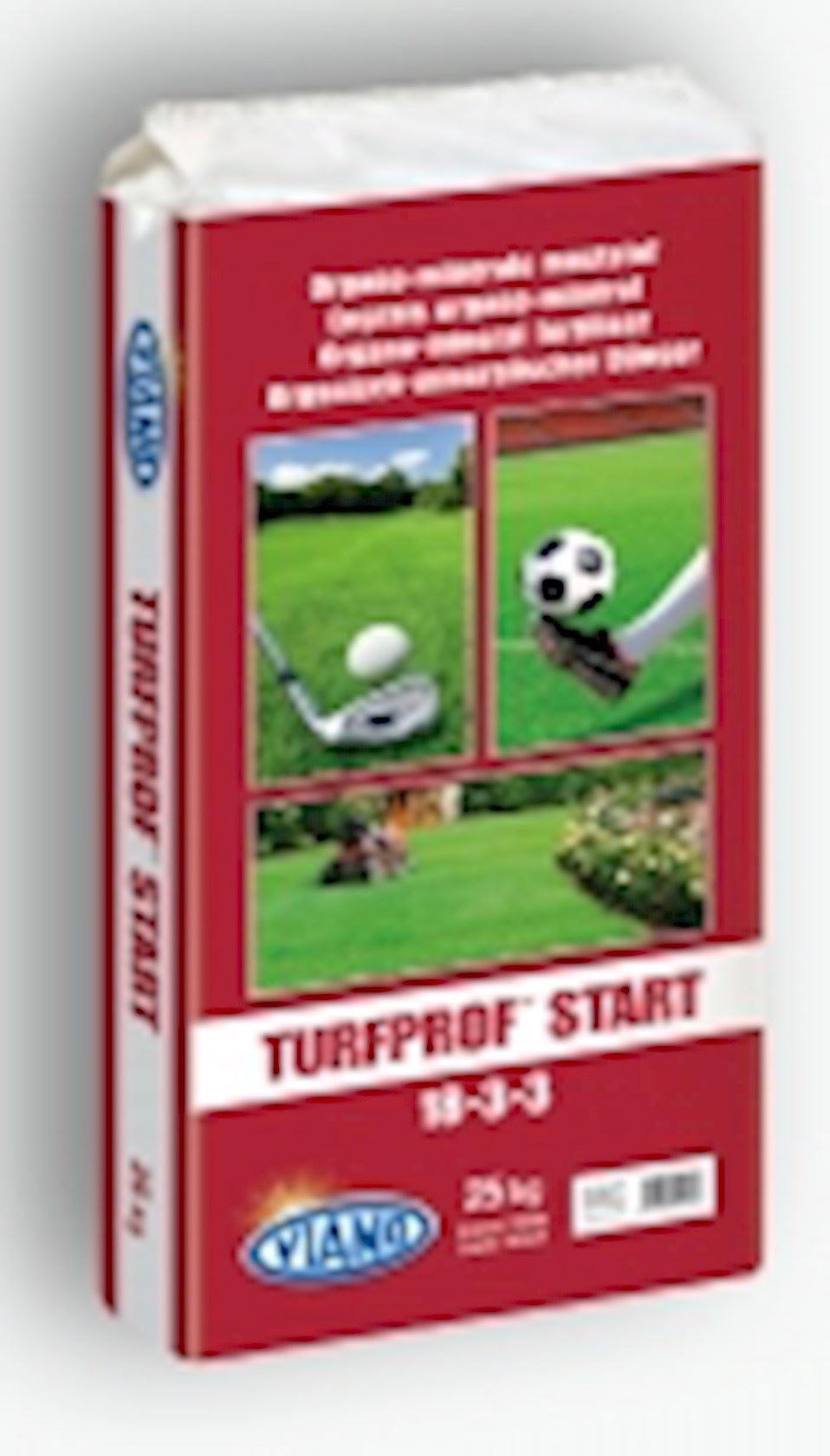 TurfProf Start 25kg RC NPK: 18-3-3