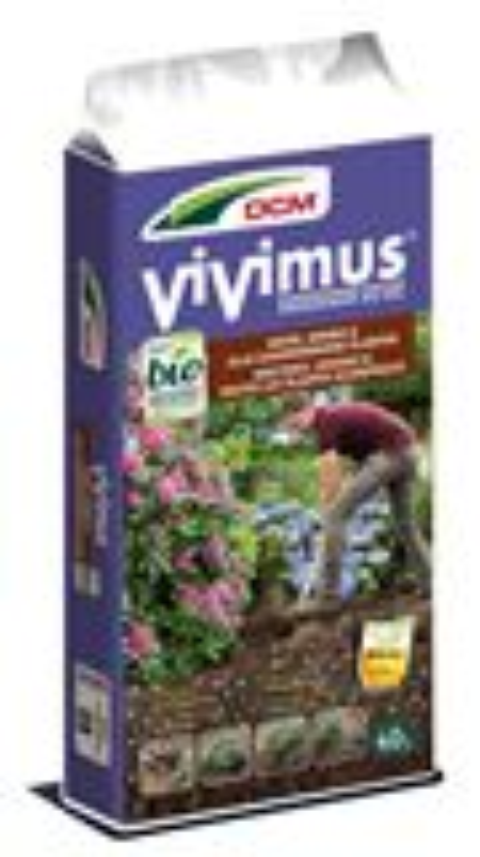 Vivimus bodemverbeteraar rhododendron,hortensia, & zuurminnende planten 40L - Bio