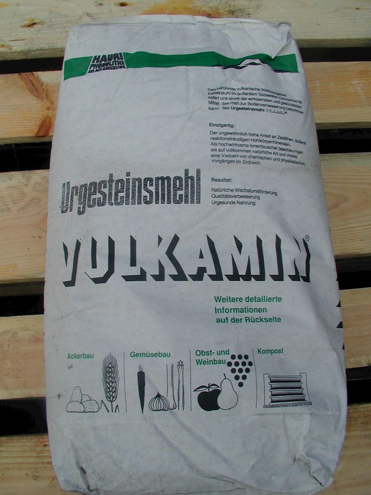 Vulkamin 25kg (strooimiddel) - een propere box voor het vee, droog en zonder stank